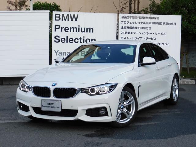 BMW 420iグランクーペ Mスピリット 直列4気筒2.0リッター BMWツインパワー・ターボ・ガソリン・エンジンを搭載。