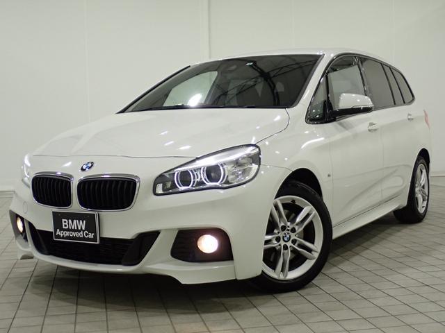 BMW 2シリーズ 218dグランツアラー Mスポーツ 全国1年保証付き