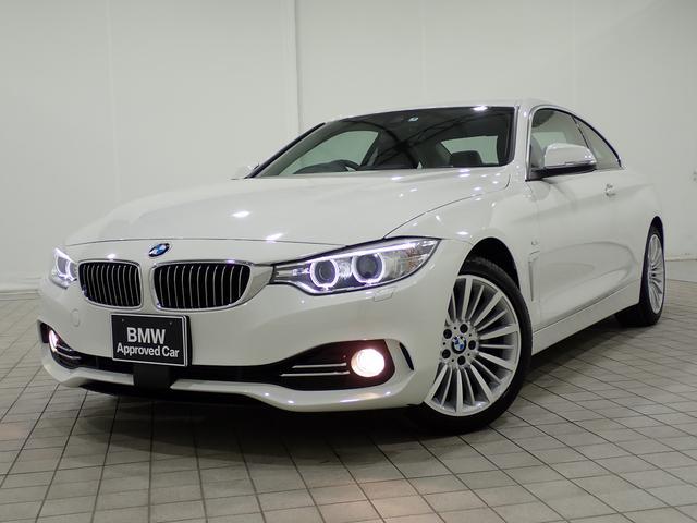 BMW 4シリーズ 420iクーペ ラグジュアリー ACC・18インチAW・全国1年保証付き