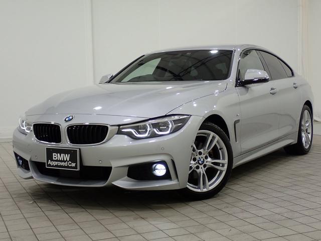 BMW 420iグランクーペ Mスポーツ ACC LEDヘッドライト コンフォートアクセス 全国1年保証付