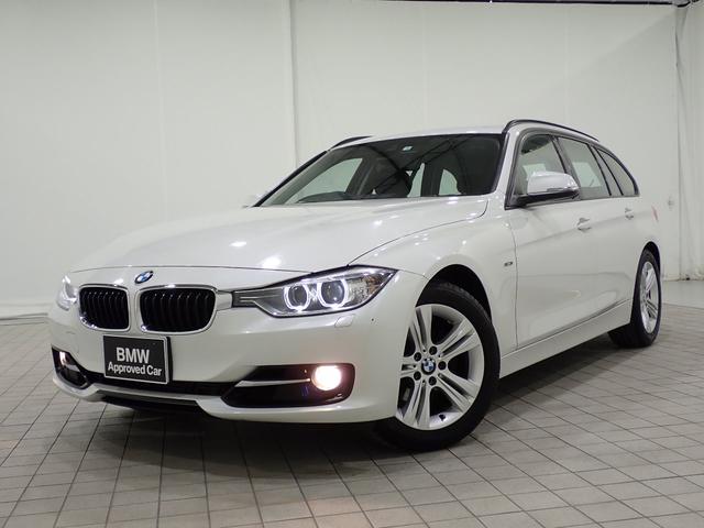 BMW 3シリーズ 320iツーリング スポーツ 純正ナビ・バックカメラ・17AW・全国1年保証付き
