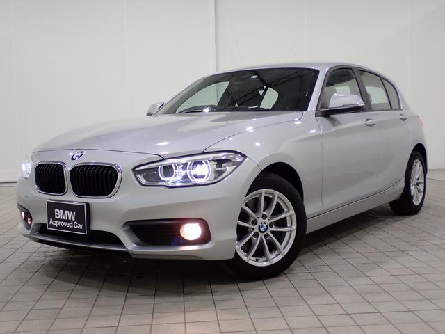 BMW 118i プラスパッケージ・16インチAW・全国1年保証付き