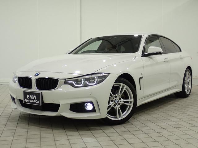 BMW 4シリーズ 420iグランクーペ Mスポーツ 直列4気筒2.0リッター BMWツインパワー・ターボ・ガソリン・エンジン搭載