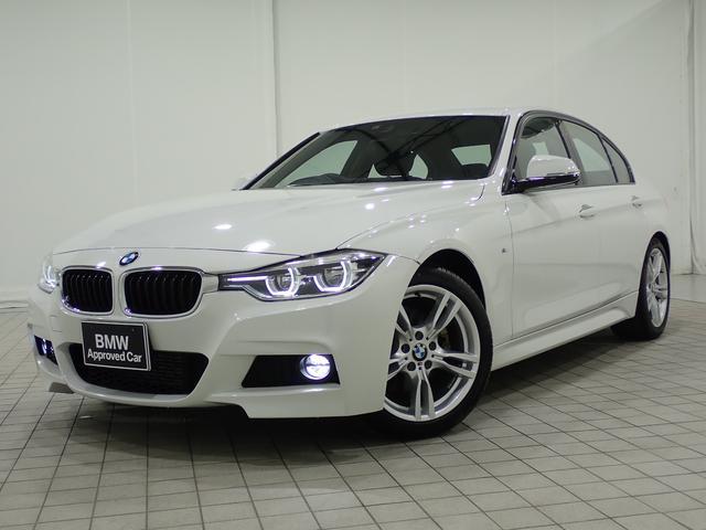 BMW 318i Mスポーツ ワンオーナー・18AW・全国1年保証付き