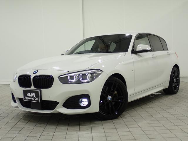 BMW 118i Mスポーツ エディションシャドー エディションシャドー 追従型クルーズコントロール 黒ホイール コニャックレザー シートヒーター
