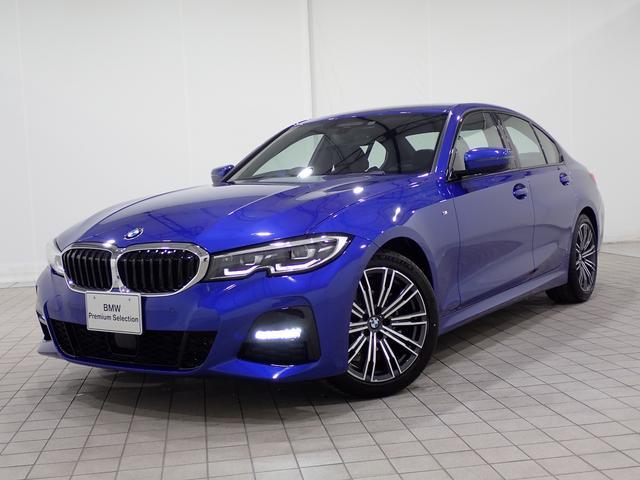 BMW 318i Mスポーツ 純正ナビゲーション 18インチAW アクティブクルーズコントロール バックカメラ