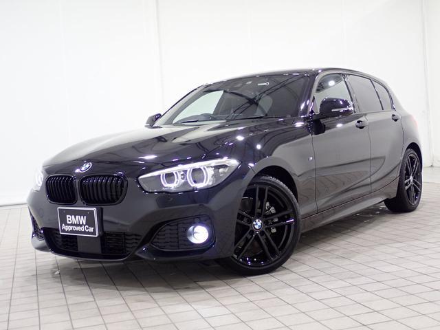 BMW 118d Mスポーツ エディションシャドー ACC バックカメラ リアPDC Fシートヒーター 全国1年保証
