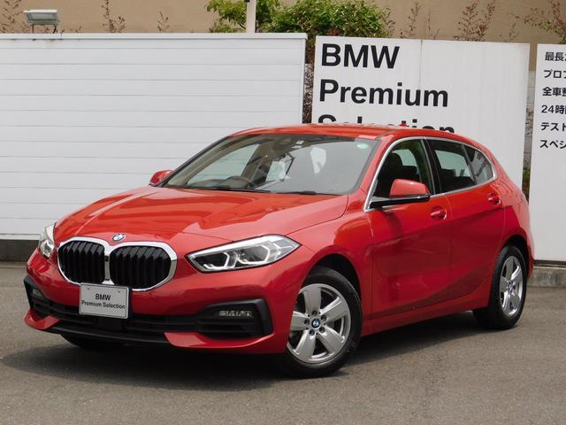 BMW 118i プレイ 純正ナビ 16インチAW ACC バックカメラ 電動フロントシート LEDヘッドライト Bluetooth 衝突軽減ブレーキ 全国2年保証