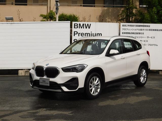 BMW X1 xDrive 18d ACC HUD レンタアップ 全国2年保証