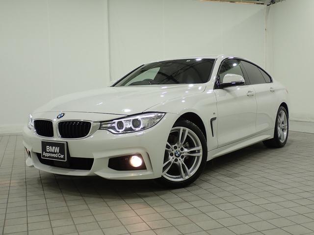 BMW 420iグランクーペ Mスポーツ 純正ナビ LEDヘッドライト ACC Bluetooth 電動フロントシート オートトランク パドルシフト バックカメラ 全国1年保証