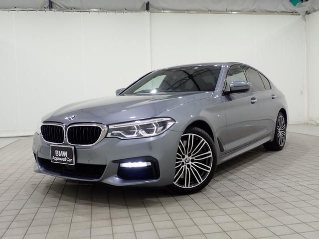 BMW 5シリーズ 540i Mスポーツ 純正ナビ 19インチAW ACC 全周囲カメラ