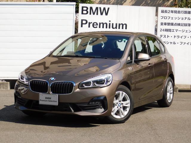 BMW 218d xDriveアクティブツアラー 純正ナビ ACC Bカメラ ヘッドアップディスプレイ デモカー 全国1年保証