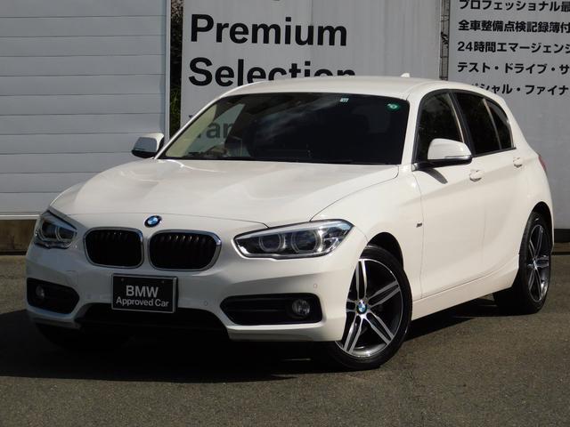 BMW 1シリーズ 120i スポーツ 純正ナビ バックカメラ リアPDC 全国1年保証