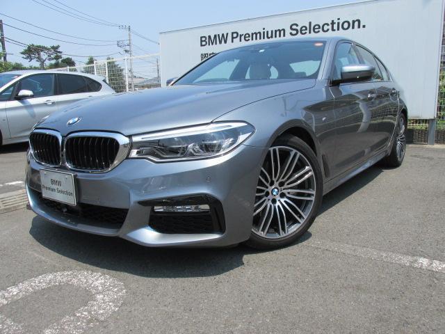 BMW 523d Mスポーツ ハイラインパッケージ アイボリーレザー