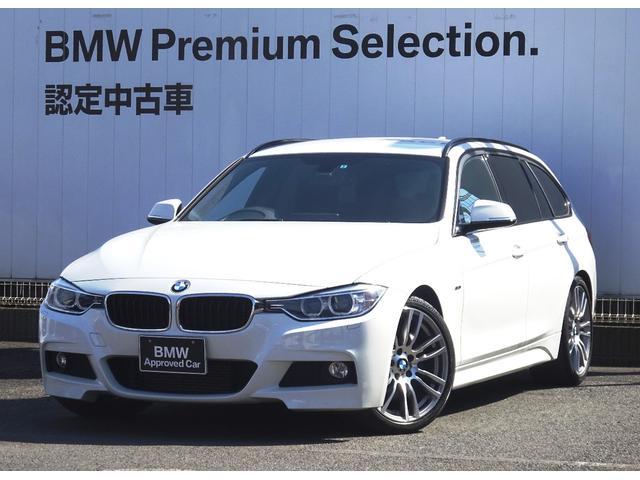 BMW 320iツーリング Mスポーツ Mスポーツブレーキ 19AW