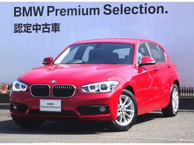 BMW 118i パーキングサポートPkg プラスPkg