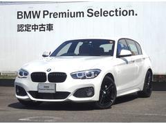 BMW118d Mスポーツ エディションシャドー アクティブCC