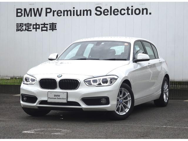 BMW 118i プラスPkg コンフォートPkg パーキングPkg