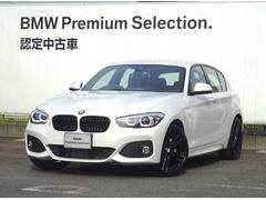 BMW118d Mスポーツ エディションシャドー ブラウンレザー