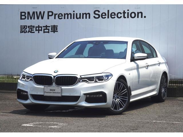 BMW 523d Mスポーツ ハイラインパッケージ ブラックレザー