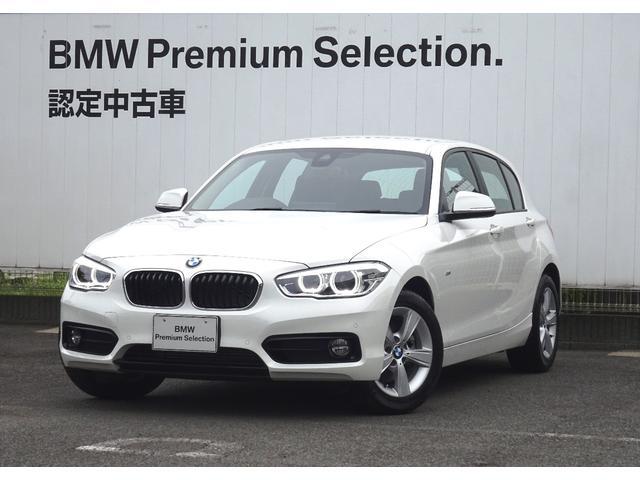 BMW 118d スポーツ  パーキングSPkg コンフォートPkg