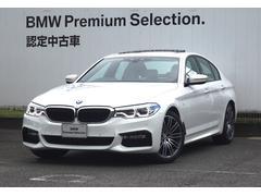 BMW523d Mスポーツ ハイラインパッケージ アイボリーレザー