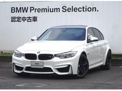 BMWM3セダン M DCT サキールオレンジレザーシート