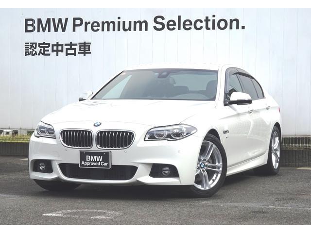 BMW 528i Mスポーツ ブラックレザーシート アクティブCC