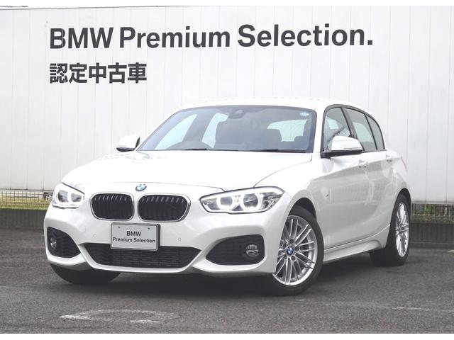 BMW 118i Mスポーツ パーキングサポートPkg CFP