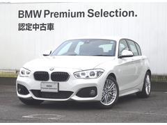 BMW118i Mスポーツ パーキングサポートPkg CFA