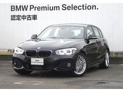 BMW118d Mスポーツ アクティブCC パーキングSPkg