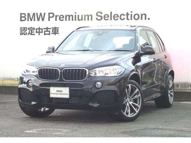 BMW xDrive 35d Mスポーツ モカレザー Gサンルーフ