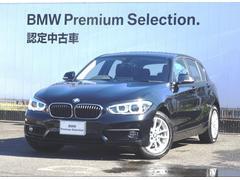 BMW118i パーキングサポートPkg ハンズフリーTEL