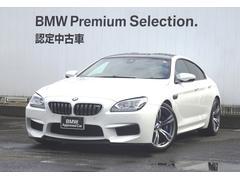 BMW M6グランクーペ ブラックレザーシート ヘッドアップディスプレイ