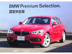 BMW118d スポーツ パーキングサポートPkg Dアシスト