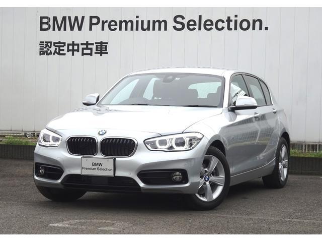 BMW 118i スポーツ認定中古車 アクティブCC パーキングSP