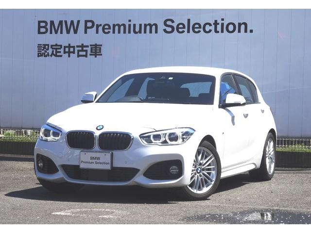 BMW 118i Mスポーツ 認定中古車 パーキングSP CFP