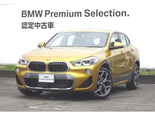 BMW sDrive 18i MスポーツX 認定中古車 Dアシスト