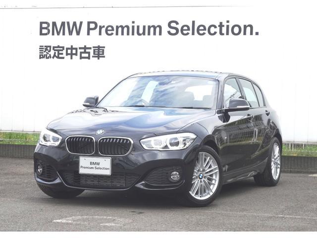 BMW 118i Mスポーツ 認定中古車 パーキングサポートPkg
