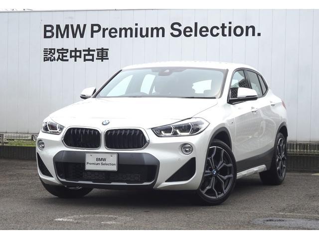 BMW sDrive 18i MスポーツX 認定中古車 CFPkg