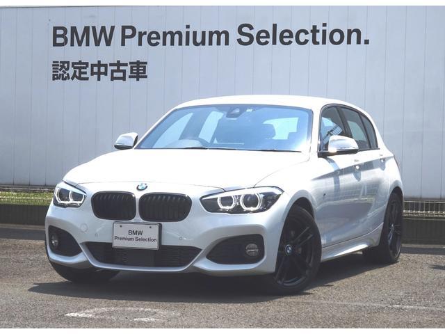 BMW 118d Mスポーツ エディションシャドー 認定中古車