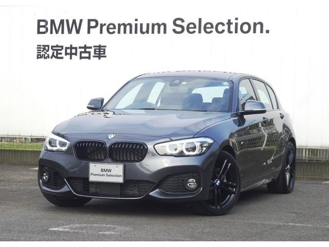 BMW 118i Mスポーツ エディションシャドー 認定中古車
