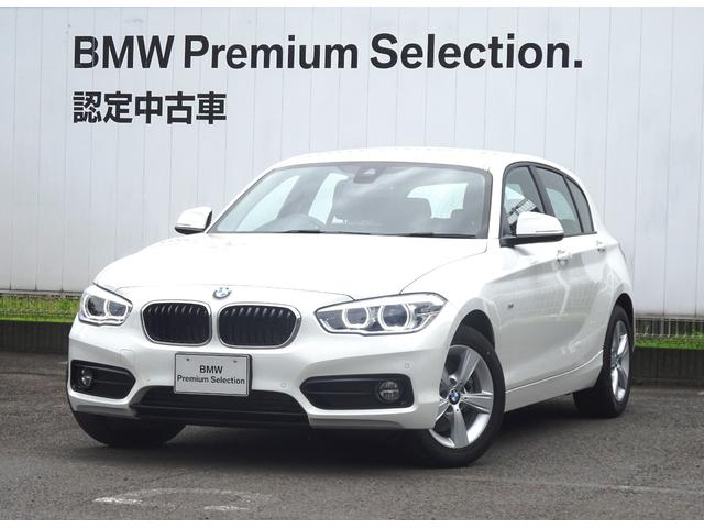 BMW 118d スポーツ 認定中古車 パーキングサポートPkg