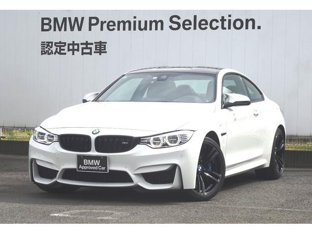 BMW M4クーペ ブラックレザーシート 地デジチューナー