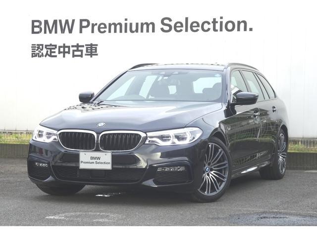 BMW 523iツーリング Mスポーツ アクティブCC 地デジ