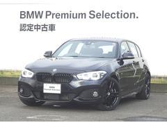 BMW118d Mスポーツ エディションシャドー ブラックレザー
