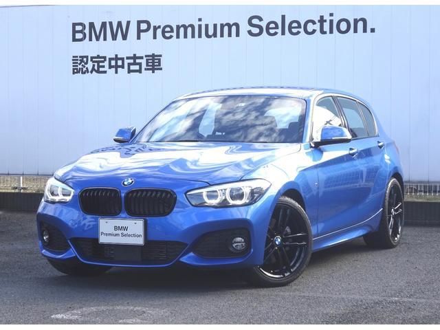 BMW 118d Mスポーツ エディションシャドー ブラックレザー