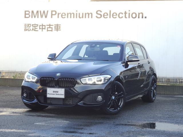 BMW 118i Mスポーツ エディションシャドー ACC 革シート