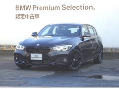 BMW118d Mスポーツ エディションシャドー ACC