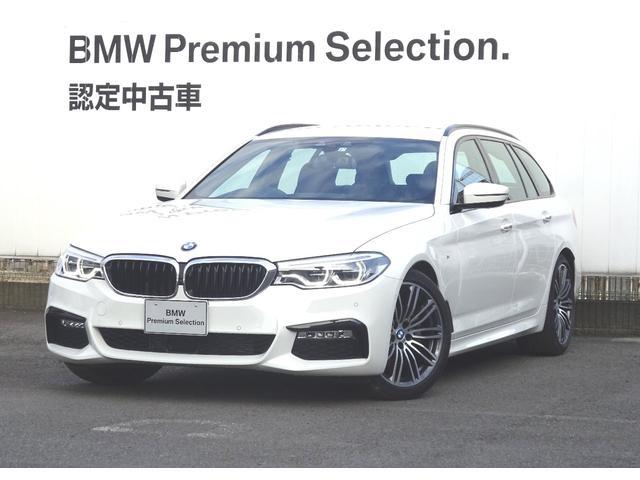 BMW 523dツーリング Mスポーツ ハイラインパッケージ ACC